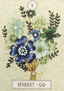 ルノルマン恋占い花束の意味