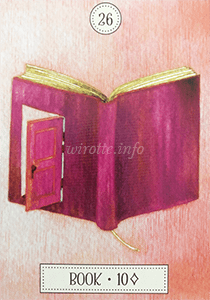 ルノルマン恋占い本の意味