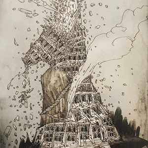 タロット恋占い塔の意味サムネイル
