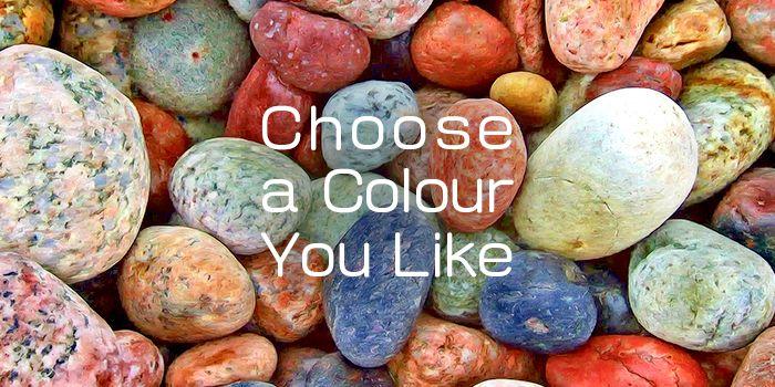 好きな色から見えるあなたの願望