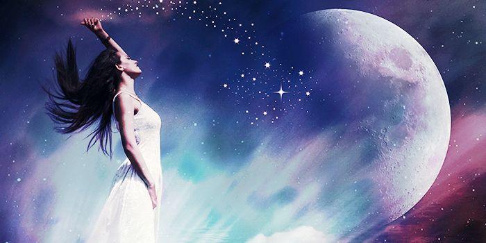 恋愛について新月にお願い、満月におまじない