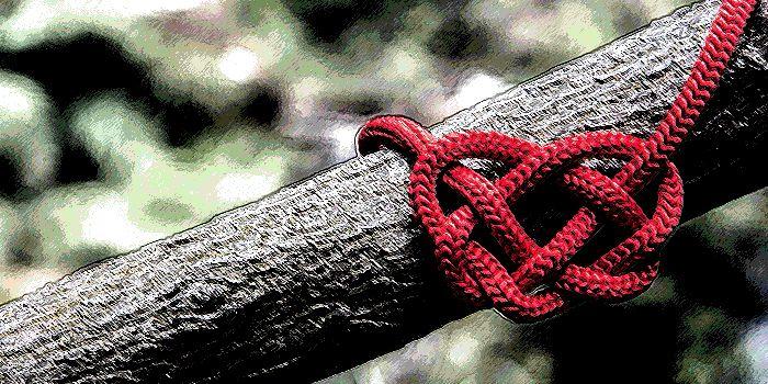 赤い糸は後でわかるもの?