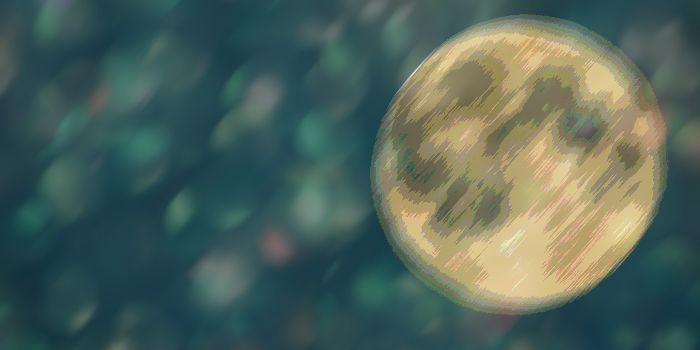 満月が伝えるメッセージ