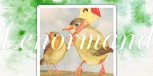ルノルマンカード鳥の意味