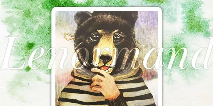ルノルマンカード熊の意味