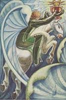 Knight of Cups: カップの騎士
