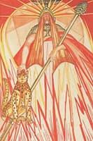 Queen of Wands: ワンドの女王